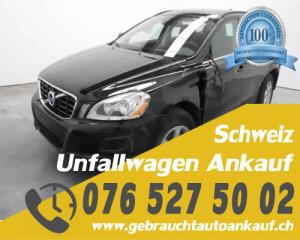 Unfallwagen Ankauf Schweiz
