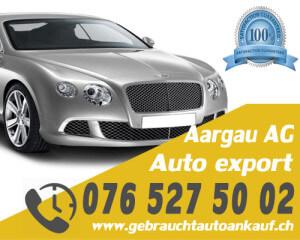 Auto Export Aargau Schweiz