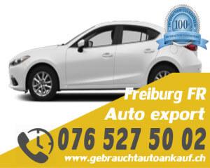 Auto Export Freiburg Schweiz