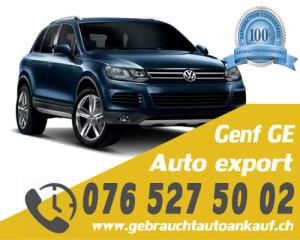 Auto Export Genf