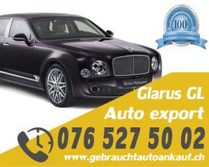 Auto Export Glarus Schweiz
