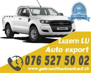 Auto Export Luzern LU Schweiz