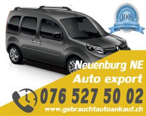 Auto Export Neuenburg Schweiz