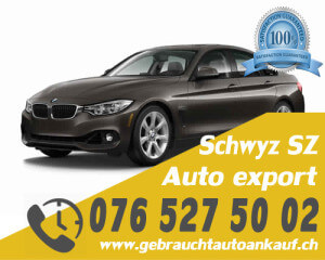 Auto Export Schwyz Schweiz