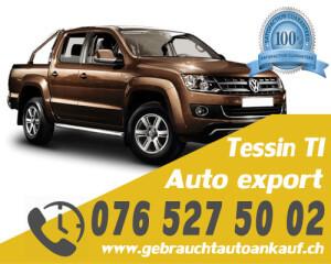 Auto Export Tessin Schweiz