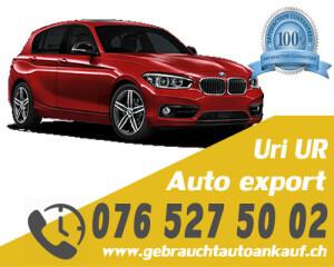 Auto Export Uri Schweiz