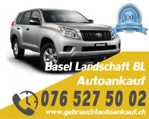 Autoankauf Basel Landschaft