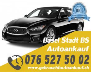 Autoankauf Basel Stadt