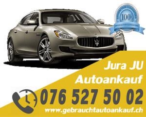 Autoankauf Jura