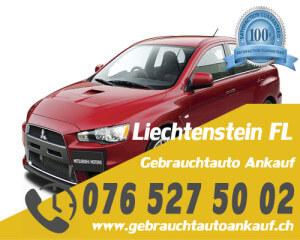 Autoankauf Liechtenstein