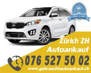Autoankauf Zürich ZH