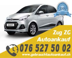 Autoankauf Zug ZG